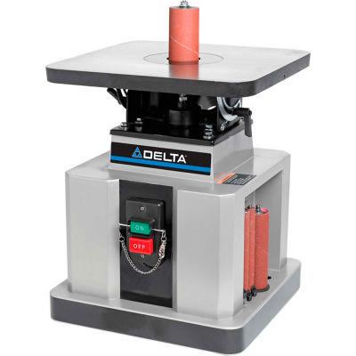Delta 31-483 1/2HP HD Bench Oscillating Spindle Sander W/Tilt Table