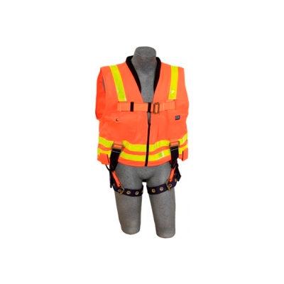 Delta No-Tangle™ Hi-Vis Vest Harnesses, DBI/SALA 1107404