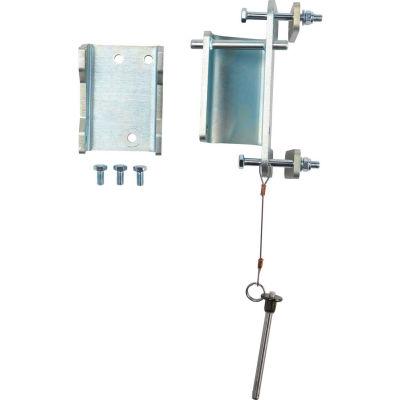 3M™ PROTECTA® 3590498 Retrieval Self Retracting Lifeline Mounting Bracket,Side/Tripod Base