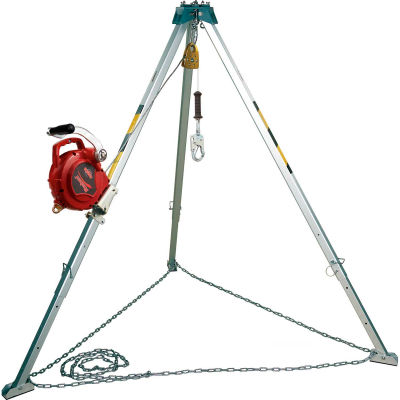 3M™ PROTECTA® PRO™ 8308005 Confined Space System, Galvanized Cable