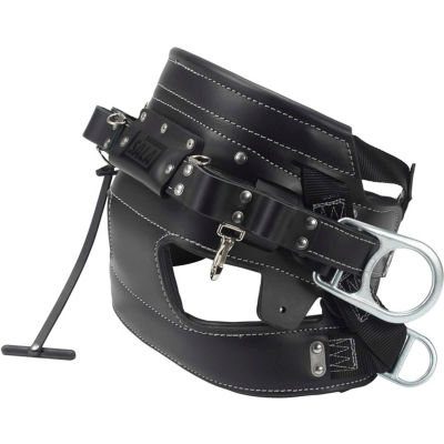 3M™ DBI-SALA® 4D Lineman Tongue Buckle Belt With Contoured Seat Pad, Size D25