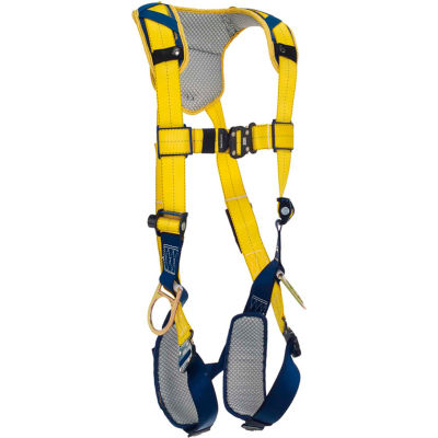 DBI-SALA® Delta™ Comfort Vest-Style Positioning Harness, Quick Connect, L