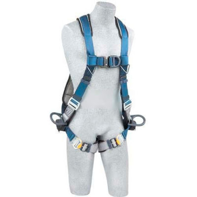 ExoFit™ Wind Energy Vest Style Harness 1102342, Front, Back & Side D-Rings, Large