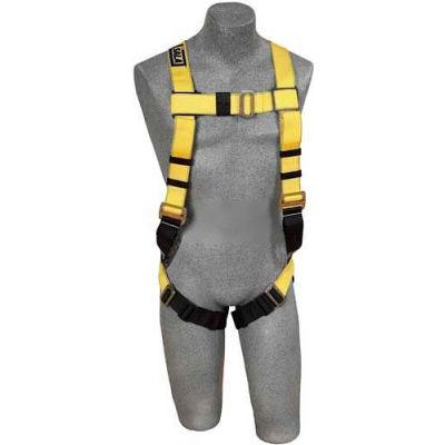 3M™ DBI-SALA® Delta™ Construction Style Harness 1103513, Back D-Ring, Pass-Thru