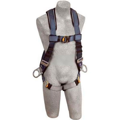 3M™ DBI-SALA® ExoFit™ Vest Style Harness 1108575, Back/Side D-Rings, Quick Connect, S