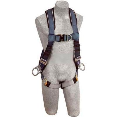 3M™ DBI-SALA® ExoFit™ Vest Style Harness 1108600, Front/Back/Side D-Rings, S