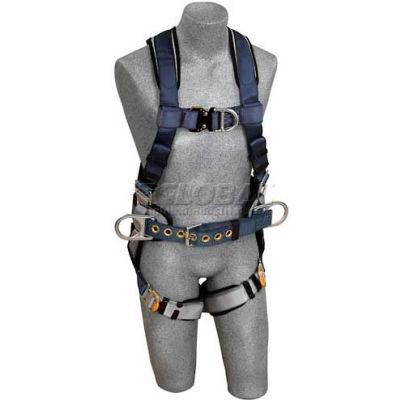 3M™ DBI-SALA® ExoFit™ Construction Harness 1108975, Front/Back D-Ring, L