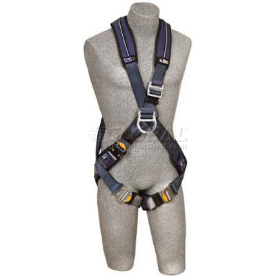 3M™ DBI-SALA® ExoFit™ XP CrossOver Harness 1109803, Front/Back D-rings, XL