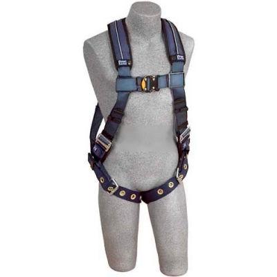 3M™ DBI-SALA® ExoFit™ XP Vest Harness 1110127,,Front/Back D-rings, Tongue Buckle, L