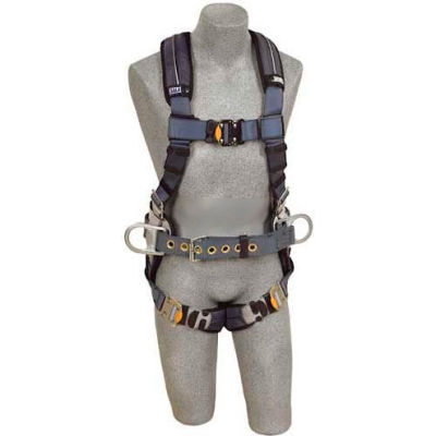 3M™ DBI-SALA® ExoFit™  XP Construction Harness 1110150, Back/Side D-Rings, S