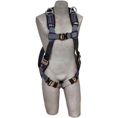 3M™ DBI-SALA® ExoFit™ XP Vest Harness 1110377, Back/Shoulder D-Rings, Quick Connect L