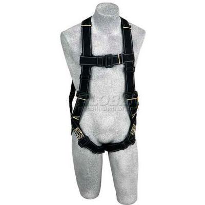 3M™ DBI-SALA® Delta™ Arc Flash Vest Style Harness 1110830, Back D-Ring, Pass-Thru