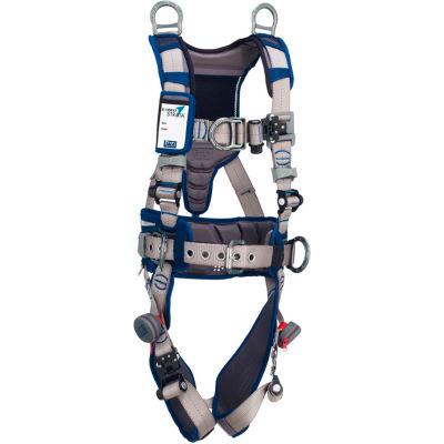 3M™ DBI-SALA® ExoFit STRATA™ Construction Climbing and Retrieval Harness 1112549, XXL
