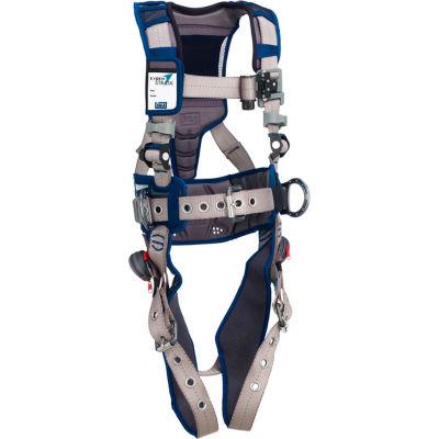 3M™ DBI-SALA® ExoFit STRATA™ Construction Harness, Back/Side D-Ring, L, 1112567