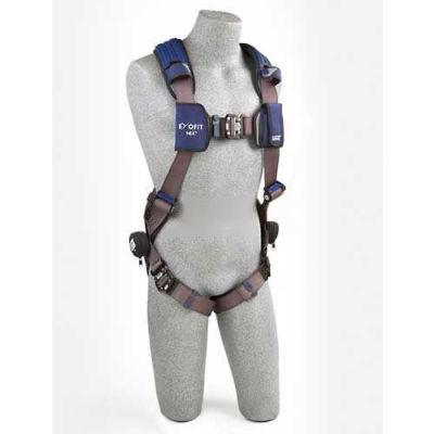 3M™ DBI-SALA® ExoFit NEX™ Vest Harness 1113007, Back D-Ring, Locking Quick Connect, L