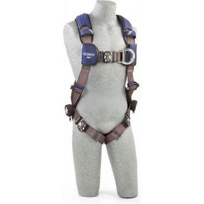 3M™ DBI-SALA® ExoFit NEX™ Vest Style Harness 1113034, Front/Back D-rings, M