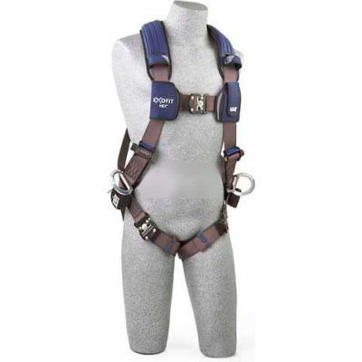 3M™ DBI-SALA® ExoFit NEX™ Vest Style Harness 1113055, Back & Side D-Rings, XL
