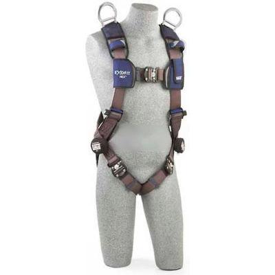 DBI-Sala™ ExoFit NEX™ Vest Style Harness 1113070, Back & Shoulder D-Rings, XL