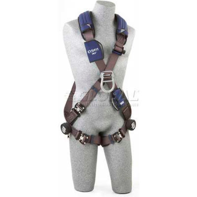 ExoFit NEX™ CrossOver Harness 1113091, Front & Back D-Rings, Locking Quick Connect Buckles, S