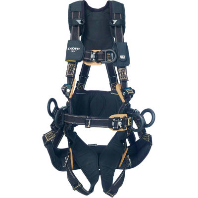 DBI-SALA® ExoFit NEX™ Arc Flash Tower Climbing Harness, LG