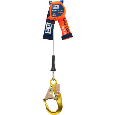 Fall Protection | Self-Retracting Lifeline Systems | DBI-SALA® 3500247 Nano-Lok Edge Single Leg ...