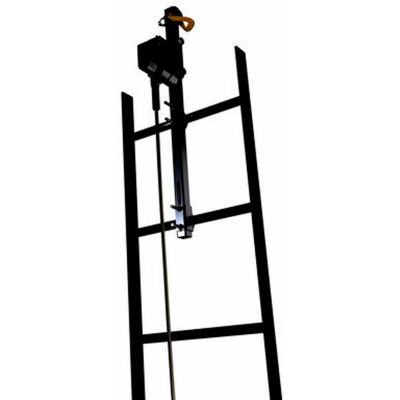 3M™ DBI-SALA® Lad-Saf™ 70' Vertical Safety System, Stainless Steel Cable, 6119070
