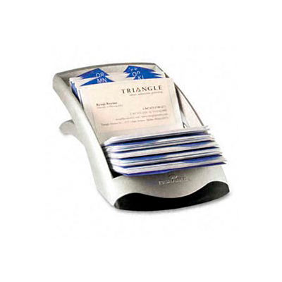 Durable® VISIFIX® Desk Business Card File