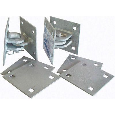 Dock Edge Floating Connector Hinge Kit, 1/Case - 85-205-F