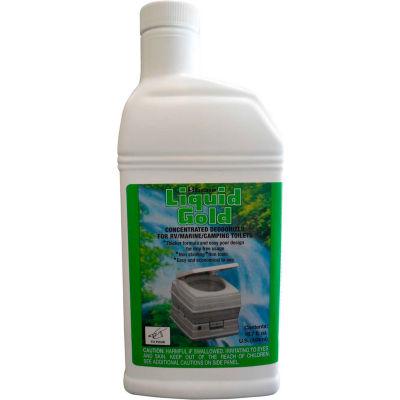 Dock Edge Liquid Gold™ Deodorizer 16.70oz. 6/Case - FL50-06B