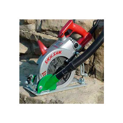 "Saw Muzzle Dust Collector for 7-8"" Skil™ and Bosch™ Worm Drive Circular Saws"