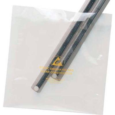 "Anti Static Bag Clear 5"" x 8"" 3.5mm 100 Pack"
