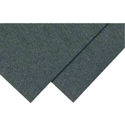 """Protektive Pak 37701 Black Cushion Grade static Dissipative Foam75""""L x 40""""W x 1/4""""H - Pkg Qty 5"""
