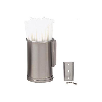Dispense-Rite® Straw Holder - Surface Or Stand Mounted