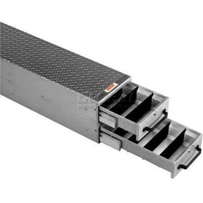 JOBOX Aluminum Drawer System - Plastic Drawer Dividers