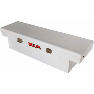 """DELTA 60"""" Chest Fuel-N-Tool™ For 498000 Tank - White"""