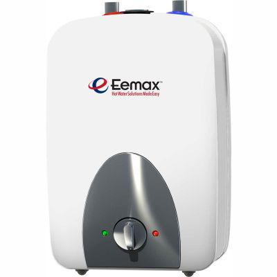 Eemax EMT1 Electric Mini Tank Water Heater 1.3 Gallon Capacity