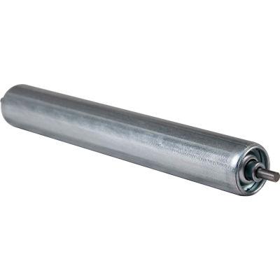 "1-3/8"" Dia. x 18 Ga. Galvanized Roller 25904-13-O for 13"" O.A.W. Omni Conveyors"