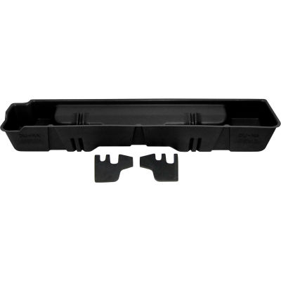 DU-HA 88-99 Chevrolet/GMC Extended Cab (C/K Models) - Underseat Storage - Black