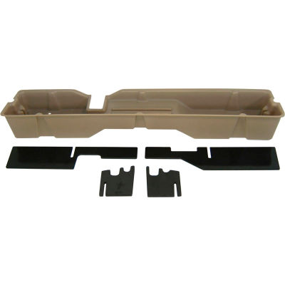 DU-HA 04-08 Ford F-150 Supercab/SuperCrew - Underseat - Tan (Does not fit w/factory sub)