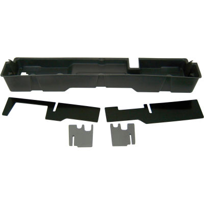 DU-HA 00-03 Ford F-150 Supercab - Underseat - Dk Gray (Also fits 04 Heritage Supercab)