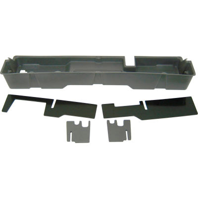 DU-HA 00-03 Ford F-150 Supercab - Underseat - Lt Gray (Also fits 04 Heritage Supercab)