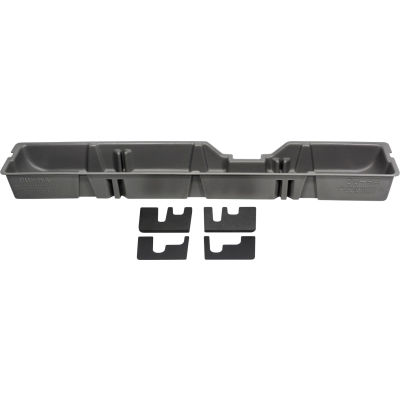 DU-HA 00-08 Ford F-250-F-550 Supercab - Underseat -DkGray (Does not fit w/factory subwoofer)