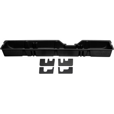 DU-HA 00-15 Ford F-250-F-550 Supercab - Underseat - Black (Does not fit w/factory subwoofer)