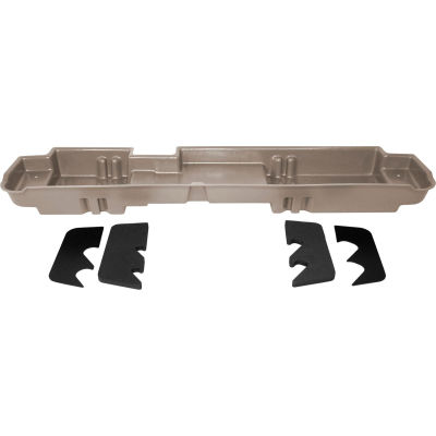 DU-HA 08-10 Ford F-250-F-550 Crew - Underseat - Gray (Fits 60/40 split bench seats only)