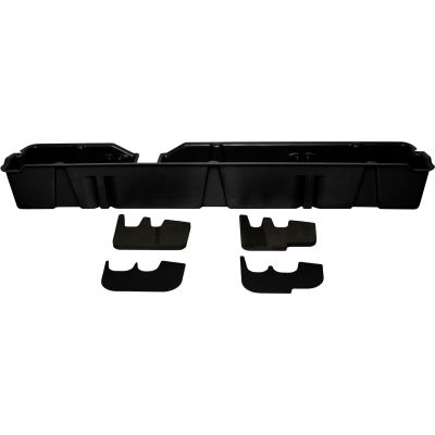 DU-HA 09-14 Ford F-150 Supercab - Underseat - Black (Does not fit with factory subwoofer)