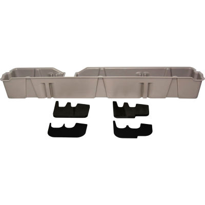 DU-HA 09-10 Ford F-150 Supercab - Underseat - Gray (Does not fit with factory subwoofer)