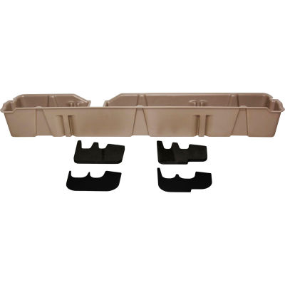 DU-HA 09-14 Ford F-150 Supercab - Underseat - Tan (Does not fit with factory subwoofer)