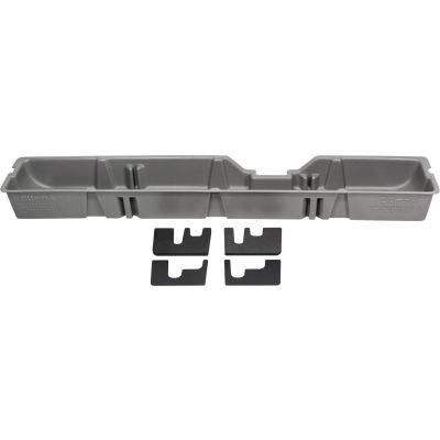 DU-HA 09-10 Ford F-250-F-550 Supercab - Underseat - Gray (Does not fit w/factory subwoofer)
