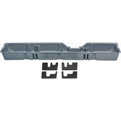 DU-HA 11-15 Ford F-250-F-550 Supercab - Underseat - Gray (Does not fit with factory subwoofer)