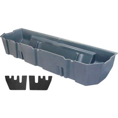 DU-HA 06-15 Honda Ridgeline - Underseat Storage / Gun Case - Gray